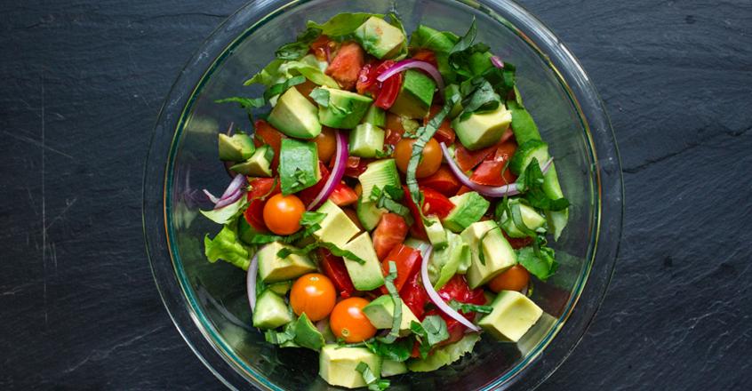 Amy's Signature Salad