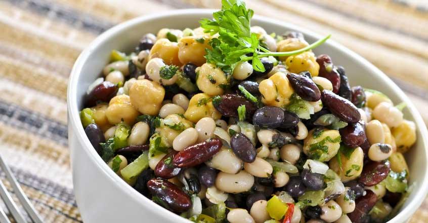 Recipe Four Bean Salad
