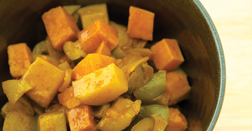 Fruit and Vegetable Curry Recipe