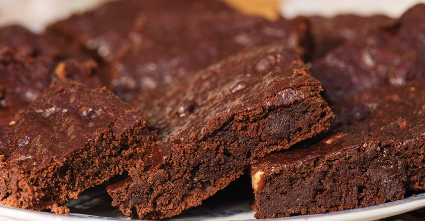 Nut Butter Brownies Recipe