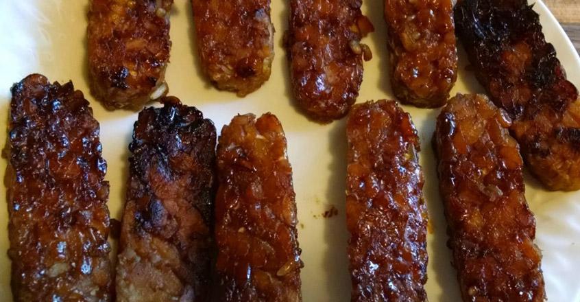 Smoked Tempeh Bacon Recipe