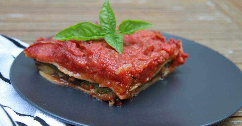 Hearty Vegan Lasagna Recipe
