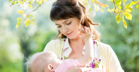 Breast-Feeding, What's a Mom to Do?