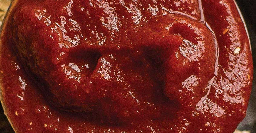Speedy Two-Minute Ketchup Recipe