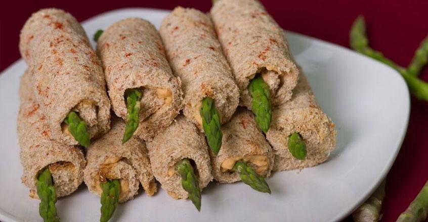 Asparagus Roll-ups Recipe