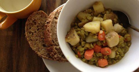 Souper Easy Split Pea Soup