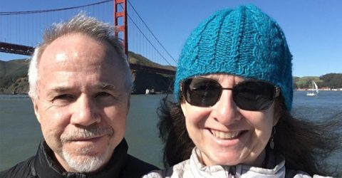 After Husband's Heart Surgery, Vegetarian Couple Goes Plant-Based