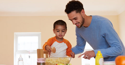 Cooking at Every Age, Why Kids Should Learn To Cook