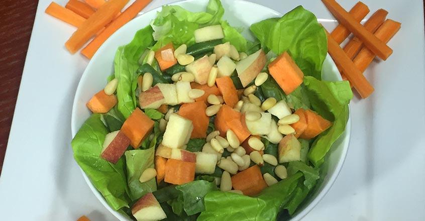 Boston Romaine Salad Recipe