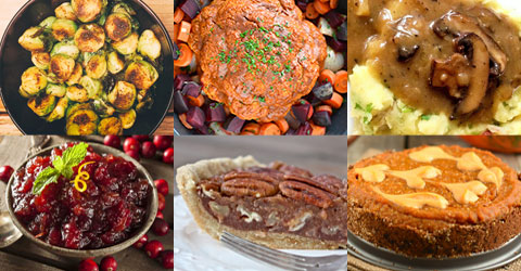 Plant-Based Thanksgiving Menu and Brief History of the Holiday