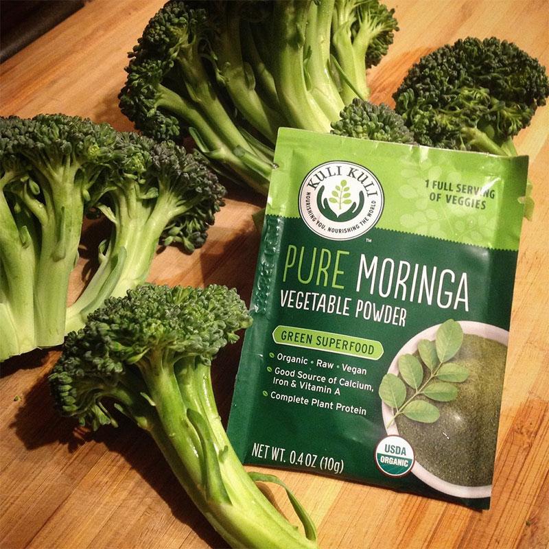 Moringa Vegetable Powder