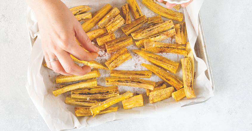 Plátanos Maduros - Sweet Cooked Plantains