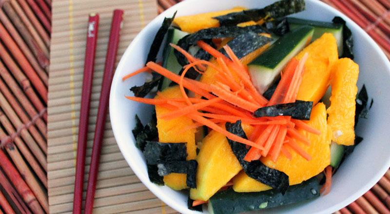 Vegan Sushi Power Bowl