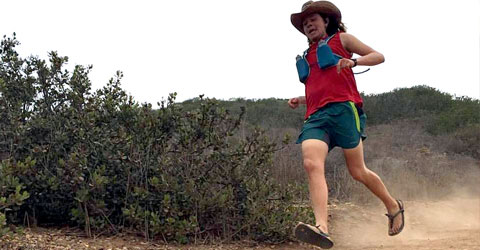 Growing Ultra:  One Teen's Path to Plant-Based Ultra Running