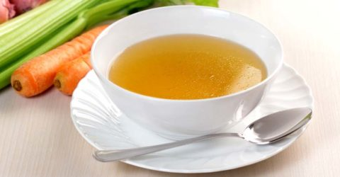 No-Sodium Vegetable Broth