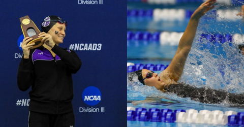Plant Strong Collegiate Swimming Champion & Her Plant-Based Family Legacy