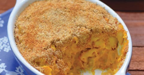 Mac-nificent! Plant-Based Mac and Cheese