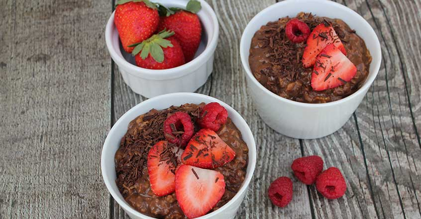 Chocolate Obsession Oatmeal
