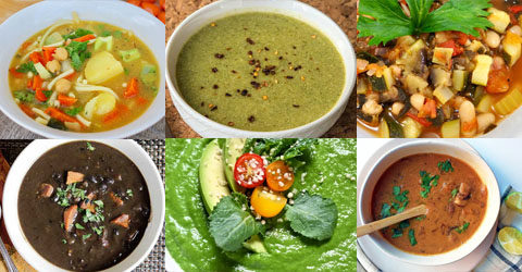 8 Easy Plant-Based Soup Recipes With Immune Boosting Power