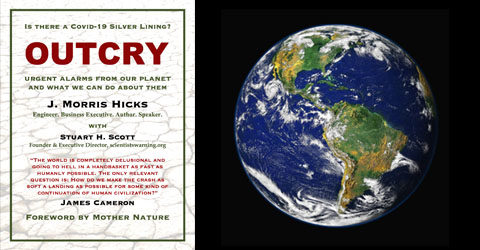 Urgent Alarms From Our Planet – OUTCRY Foreword by Mother Nature Herself