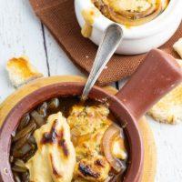 Vegan French Onion Soup