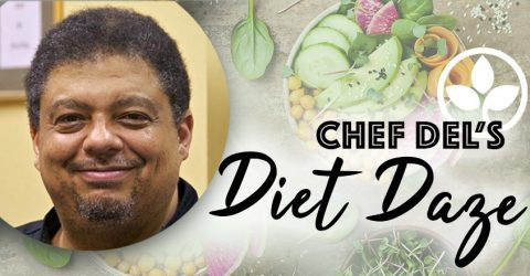 Chef Del's Diet Daze Episode 1 — Interview With Dr. Thomas Campbell