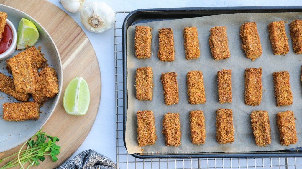 Crispy Tofu Nuggets-3