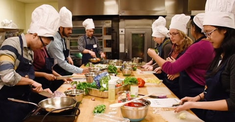 Cooking Up Health Program Changes Lifestyles for Doctors & Patients