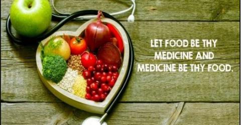 Food is Medicine: Love Your Gut Featuring Alison Ozgur MAT, MHS, RDN