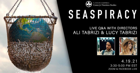 Live Q&A With the Directors of Seaspiracy