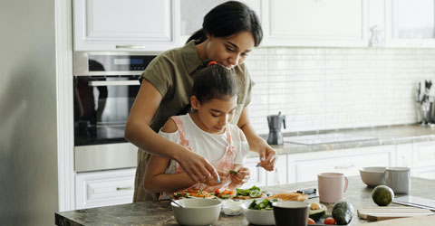 FamilyCook Productions Changes Eating Behavior and Lifestyle