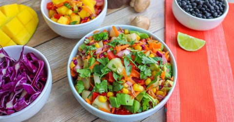 Plant-Based Ceviche