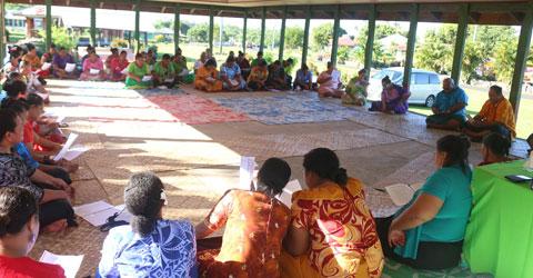 Samoan Villages Reduce Non-Communicable Disease through WFPB Diet