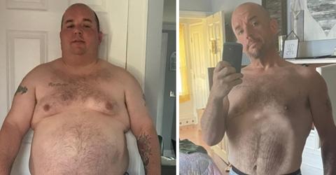 After Eating Plant-Based Daniel Said Goodbye to 160 lbs, Sleep Apnea, & Type 2 Diabetes